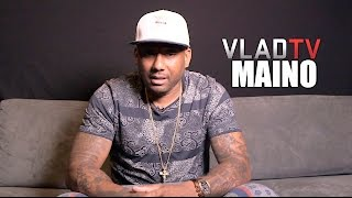 "Maino Key to Maintaining Financial Success: ""I"