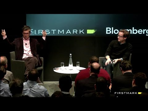 Chris Wiggins, NY Times // Data Science at The New York Times (Hosted by FirstMark Capital)