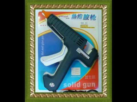 glue gun hot pot soldering iron hair youtube. Black Bedroom Furniture Sets. Home Design Ideas