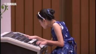 Yamaha EL電子琴小天使- 李尹瑄:台灣民謠組曲(自編曲)