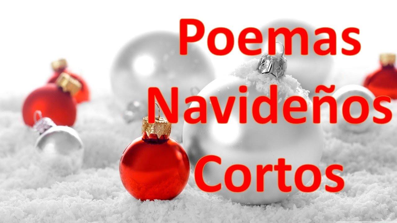 Poemas Navideños Cortos Youtube
