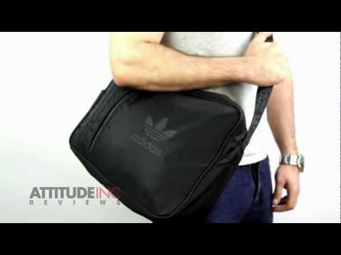 Adidas Originals Sy Airline Bag Review | Attitude Inc Reviews