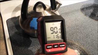 Milwaukee Infrared Temp Gun Review