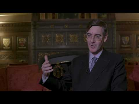 Interview - Jacob Rees-Mogg MP