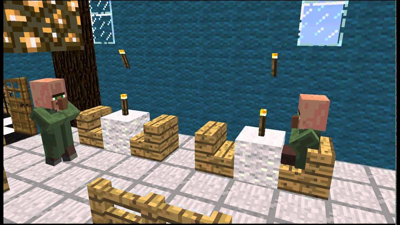 Minecraft animation stupid villager youtube minecraft animation stupid villager sciox Images