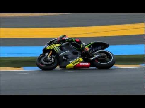 Best of pictures motoGP monster energy France 2012
