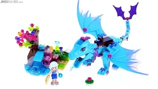 LEGO Elves Water Dragon Adventure review! 41172