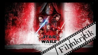 Star Wars Episode 8 - Die letzten Jedi | Filmkritik | Movie Review | Cubi Reviews