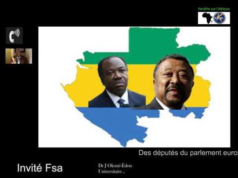 FSA: Gabon, réaction de Dr J.Okoué-Edou au soutien des députés européens à Jean Ping