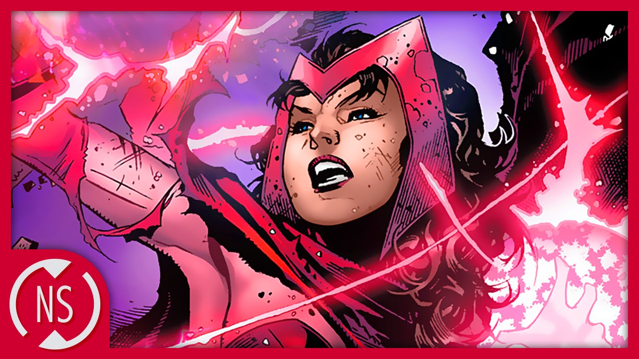COMIC THEORY: Scarlet Witch Controls Marvel's MULTIVERSE! || Comic  Misconceptions || NerdSync