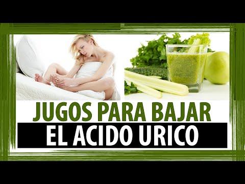 3 JUGOS PARA BAJAR EL ACIDO URICO |  LICUADOS NATURALES PARA BAJAR ACIDO URICO