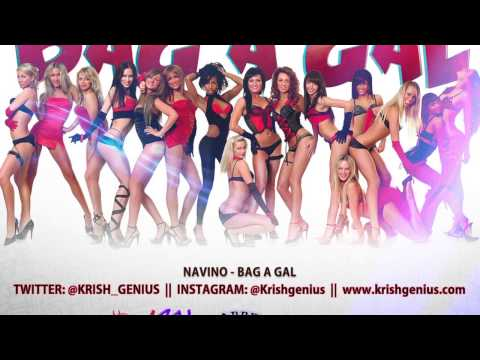 Navino - Bag A Gal [Bad Gal Riddim] April 2013