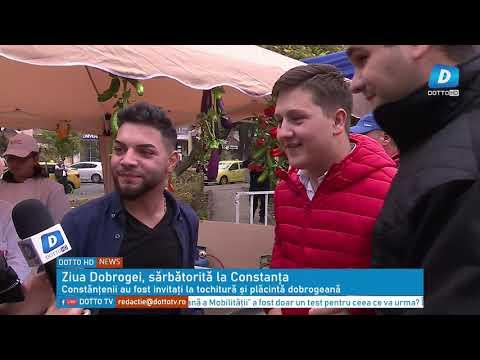 Tochitură și plăcintă de Ziua Dobrogei, la Constanța!