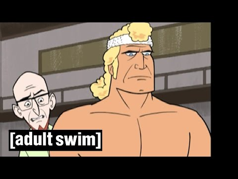 The Best of... Brock Samson | The Venture Brothers | Adult Swim