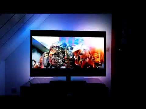 Ambilight with Raspberry Pi and Hyperion (Lightberry)