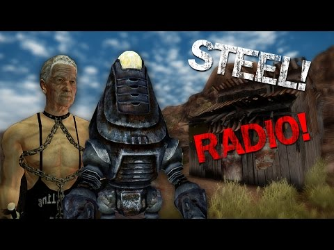 New Vegas Mods: Steel - Radio Snippet