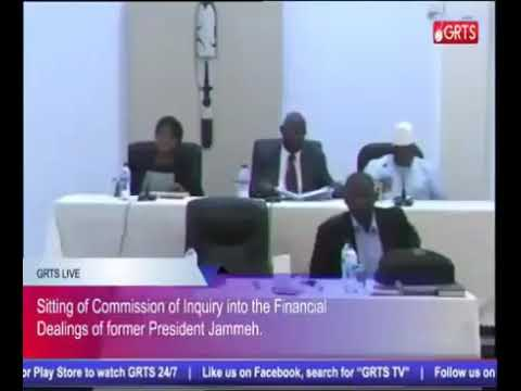 Full Coverage Of The 46TH Sitting Of The Gambia Commission Of Enquiry