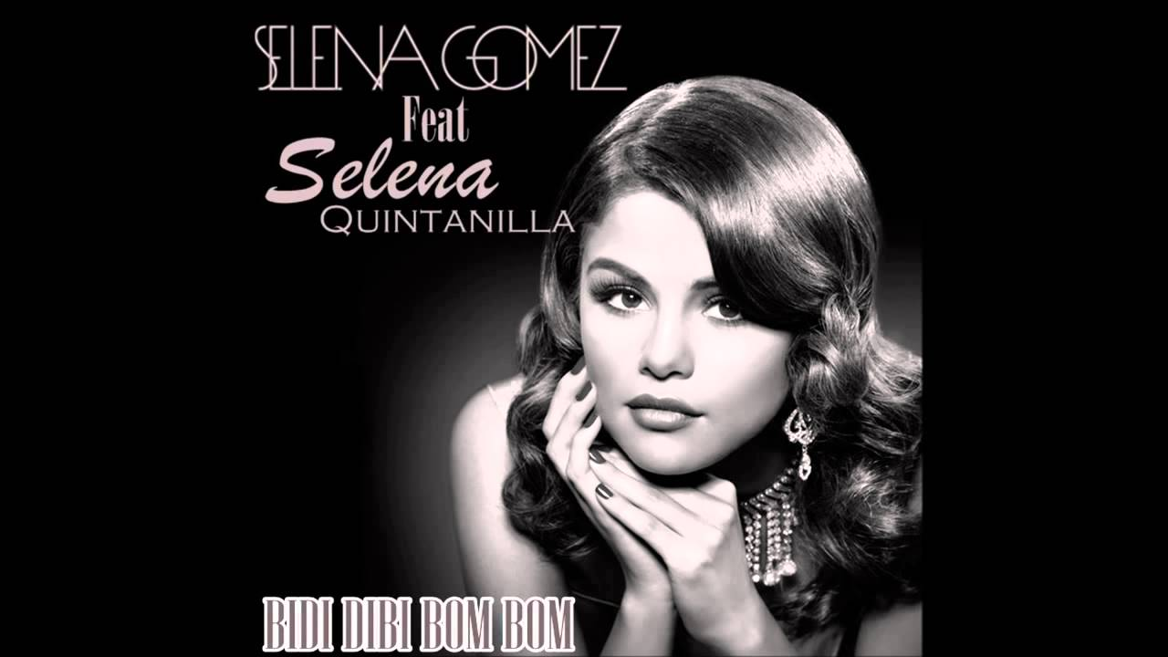 Selena Gomez Bidi Bidi Bom Bom Ft Selena Quintanilla Official Audio Youtube