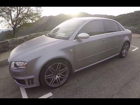 Audi B7 RS4 - One Take