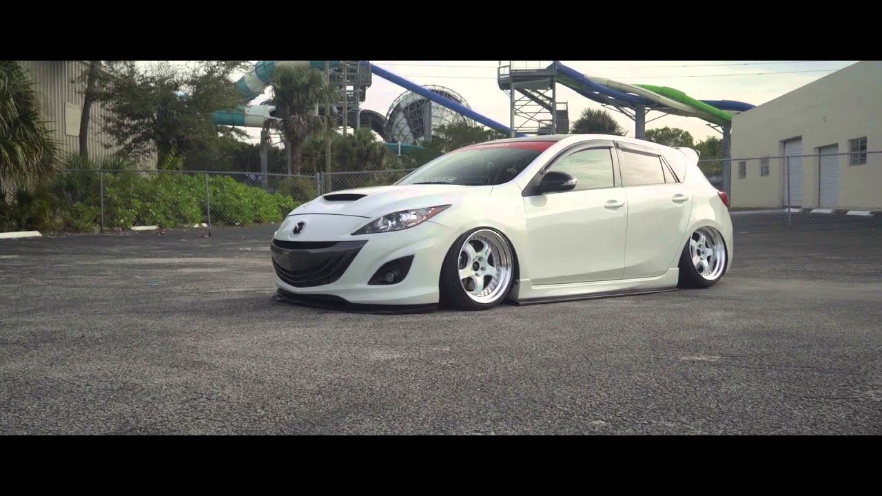 Bagged Mazdaspeed3 Samkage Youtube