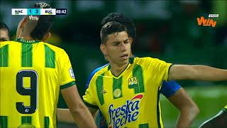 Nacional vs. Bucaramanga (2-3) | Liga Aguila 2018 II - Fecha 8