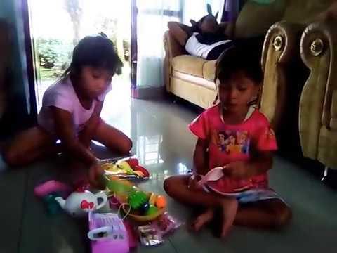 Mainan Potong Buah-buahan Seru Banget! - Cutting Fruit Toys