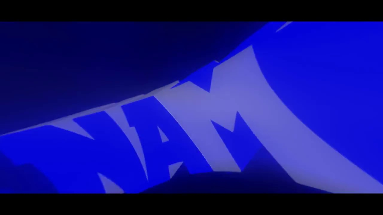 Awesome Blue Intro Template Free To Use