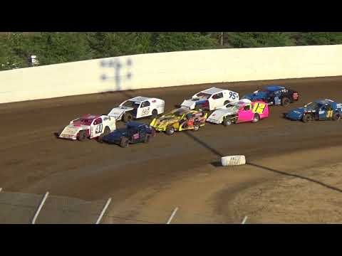 Grays Harbor Raceway, 19th Annual NW Modified Nationals, Night 1, Heat Races 1A, 2A, 3A, 4A, and 5A