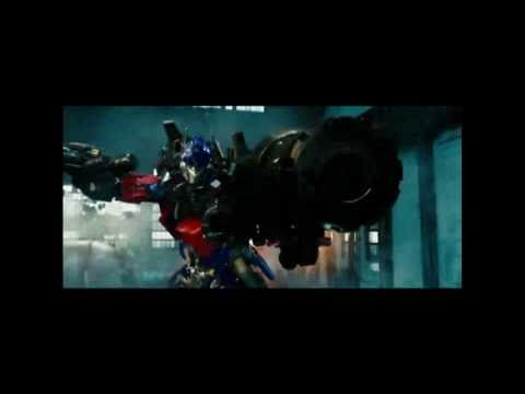 Transformers: Revenge Of The Fallen - Sacred Lie - Disturbed