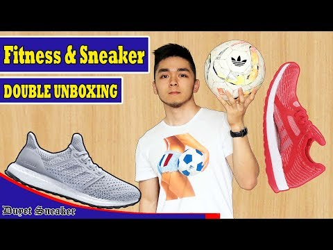 DOUBLE UNBOXING. Đi GYM nên dùng Ultra Boost Clima hay Pure Boost X? | Vlog 20 – Duyet Sneaker