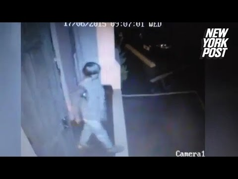 Chilling video show emotionless Dylann Roof after allegedly slaughtering 9 people
