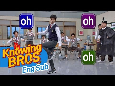 (Oh Oh) 'Popping master' Yunho's dance! The return of dance king☆- Knowing Bros 97