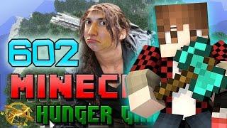 Minecraft: Hunger Games w/Mitch! Game 602 - Diamond Betty Axe!