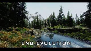 Skyrim mods ENB Evolution and Flora Overhaul - Ultra settings | GT 640 2 GB