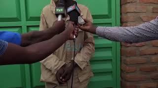 Birababaje: Yivuganye umugore we aramushyingura. Video