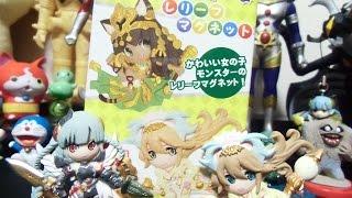 狙いのフィギュアはシークレット!! 1個432円(税込)! ラインナップ...