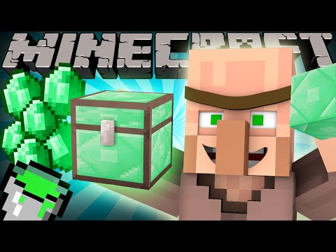 What Emeralds are REALLY Used For - Minecraft