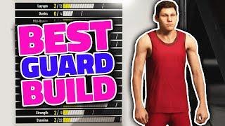 OFFICIAL BEST *OP* Guard Build in NBA 2K19 MY Career #5