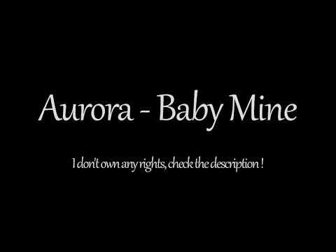 Aurora - Baby Mine (1 Hour) - Dumbo Trailer Song