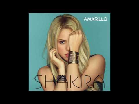 Shakira Amarillo instrumental