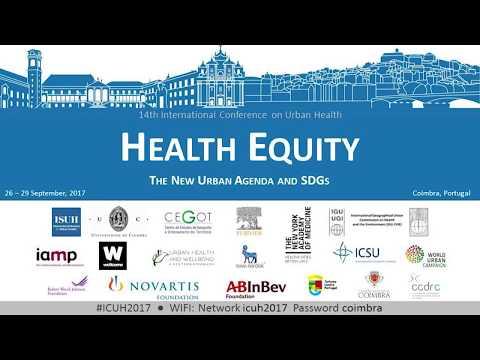 ICUH2017 - Plenary #1