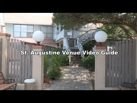 St. Augustine Venue Video Guide -The HarborView above Kingfish Grill