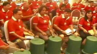DrumStart Corporate Drumming