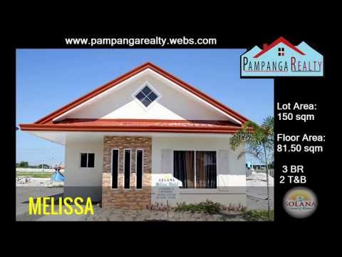 Most Affordable House and Lot for Sale in San Fernando Pampanga (Solana Country Homes)