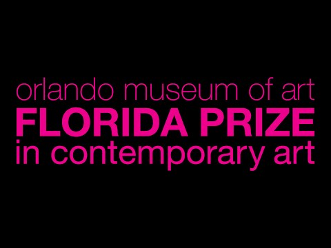 The 2015 Orlando Museum of Art Florida Prize in Contemporary Art