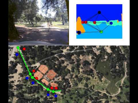 Semantic Mapping of Large-Scale Outdoor Scenes for Autonomous Off-Road Driving