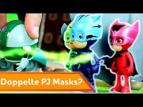 Doppelte PJ Masks? 🧡 PJ Masks Deutsch | Spielzeug Für Kinder | Pyjamahelden