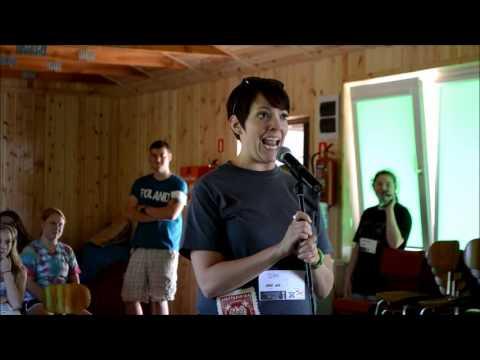 EC 2013 - Reconnect - Marylin - X-Factor (karaoke)