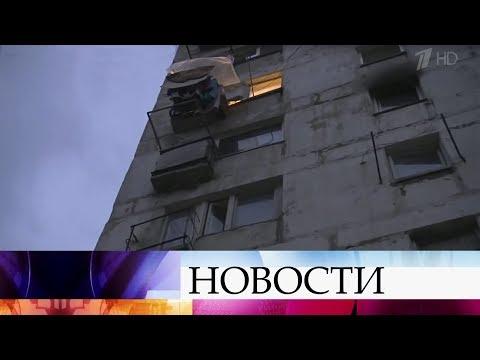 В Приморье наградили Алексея Резниченко, который вытащил двоих детей из горящей квартиры.