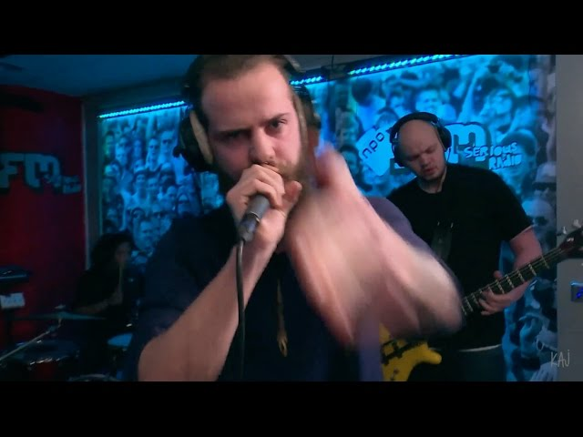 Frontstreet - Limitless (Live at 3FM)